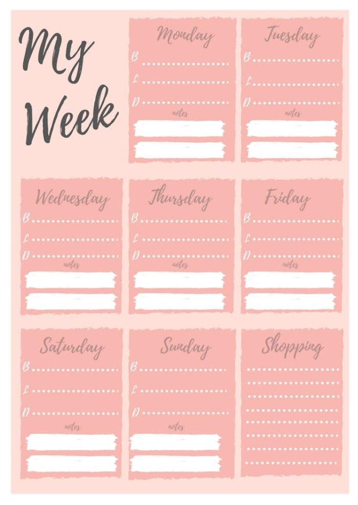 My Week 2