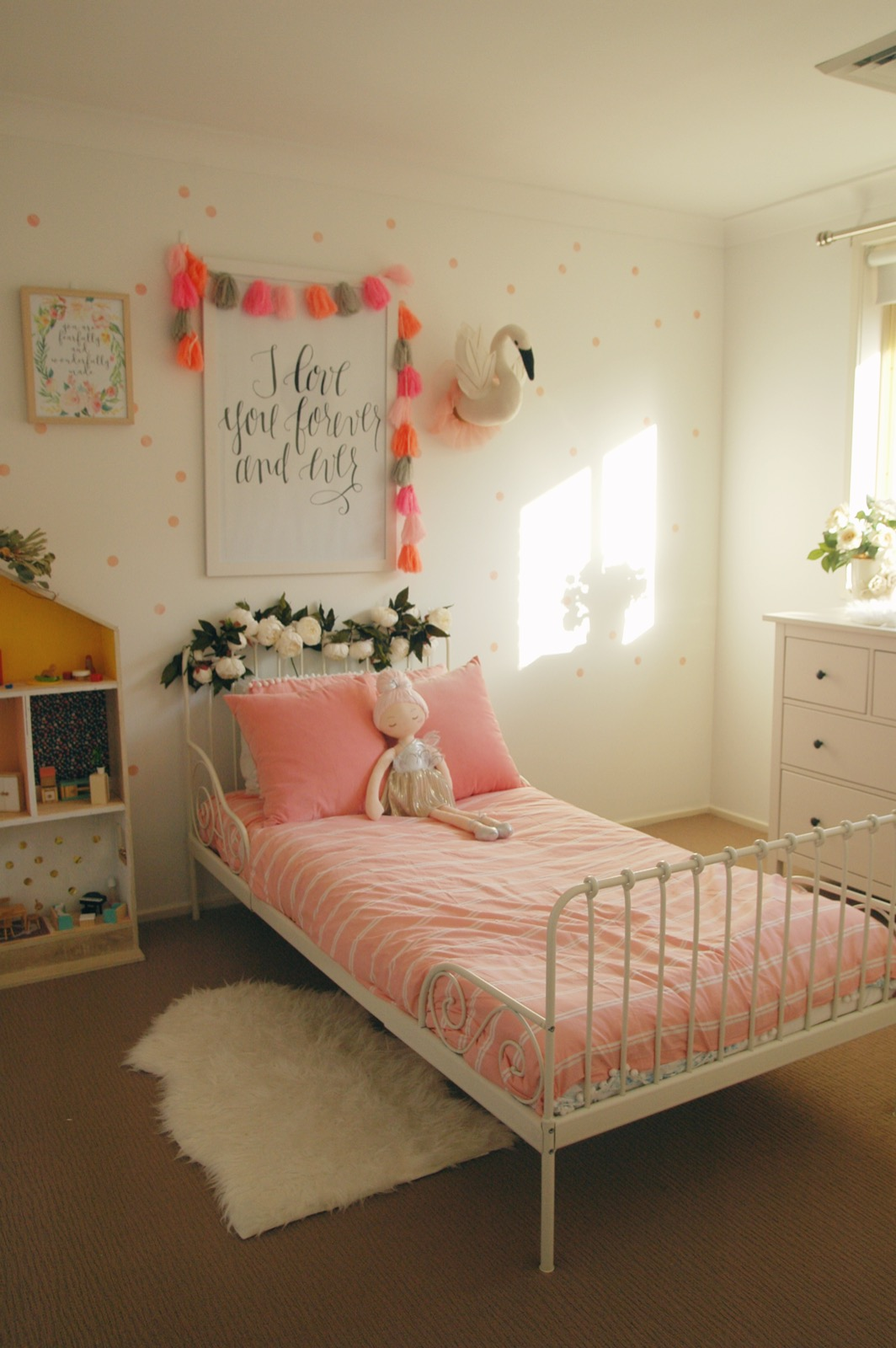 Picture of: Baby Girls Room Growing A Bebe